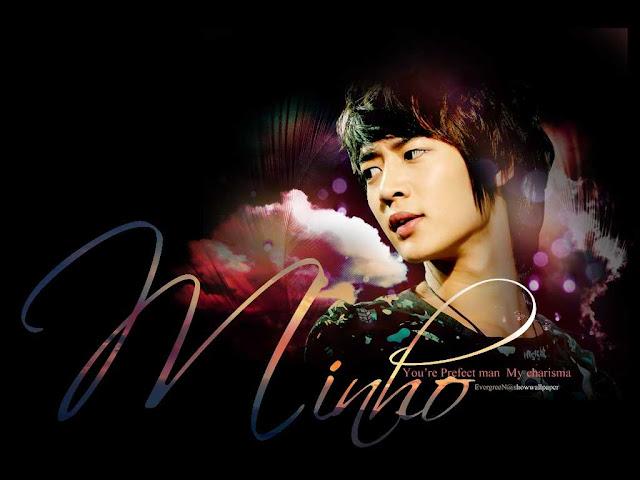 Choi Minho Walpaper2