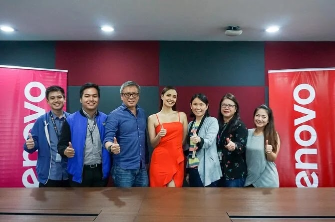 Miss World Megan Young is the new face of Lenovo