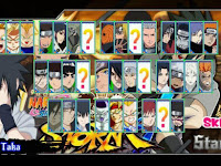 Naruto Senki Mod Unlimited money Hardcore Id v2.0 Apk Terbaru