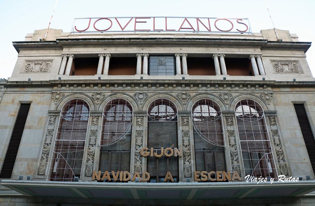 Teatro Jovellanos de Gijón