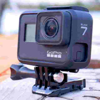 GoPro HERO7 Black — Waterproof Digital Action Camera Buy Online