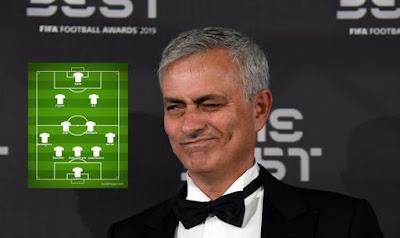 Jose Mourinho Resmi Berlabuh ke Tottenham Hotspur