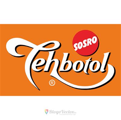 Teh Botol Sosro Logo Vector