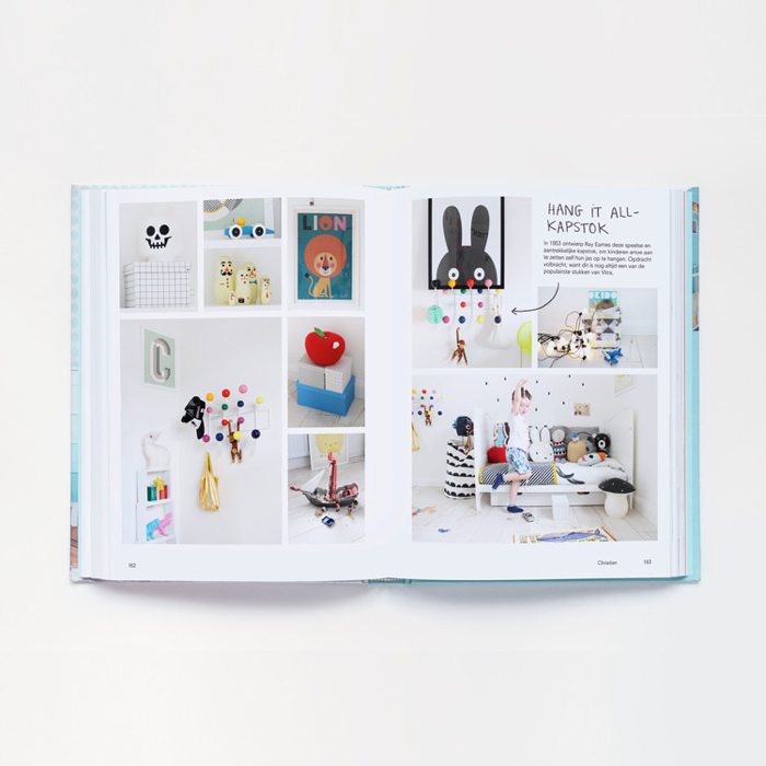 "toddler room  from  "" Mini Woonboek"""
