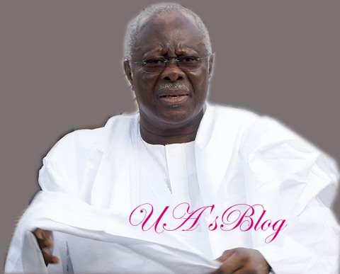 "'Why Buhari Can't Win The War Against Boko Haram"" – Bode George Reveals"