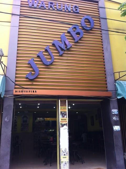 Warung Jumbo Surabaya, Favoritnya Menu Arab.