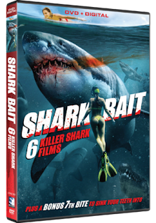 Midnight Horror Review: Shark Bait (6 Killer Shark Films)