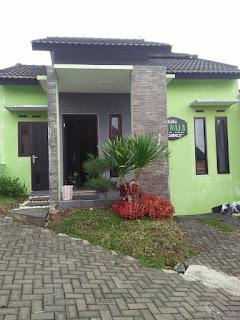 Villa Dekat Bns - Villa Green Di Batu