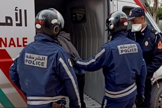 """""""الفرقة الوطنية"""" توقف مهدد الصحافي المهداوي بالقتل"""