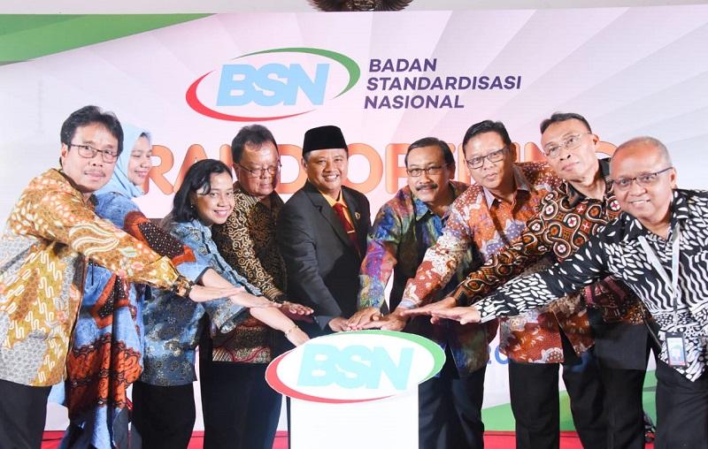 Resmikan KLT BSN, Kang Uu Harap UMKM Jabar Juara