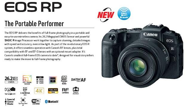 Canon EOS System Brochure PDF Download: Canon EOS R : Image Credit Canon