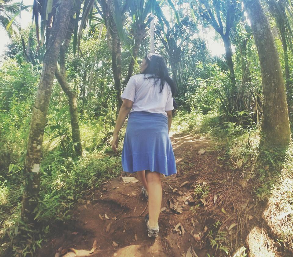 Trek to Hulugan Falls