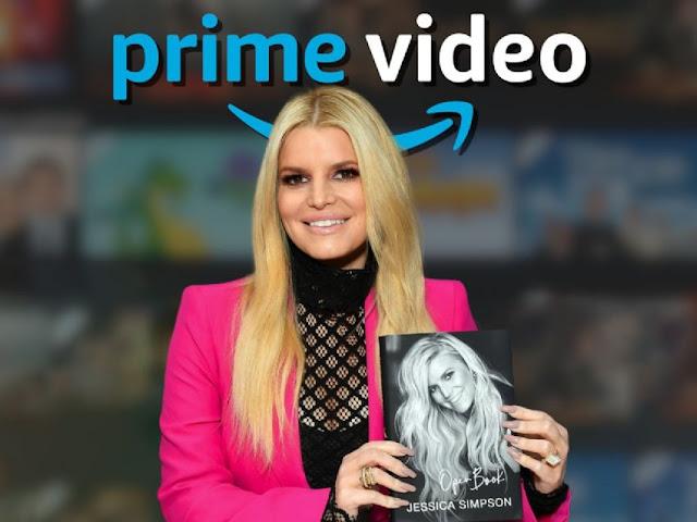 Jessica Simpson lleva su serie documental basada en memorias a Amazon Prime
