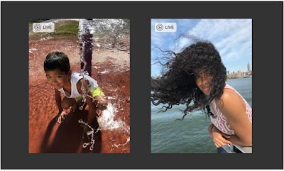 Cara mengonversi Foto Live menjadi video di iPhone