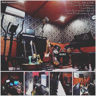 jasa aransemen, studio rekaman, jasa pembuatan lagu musik