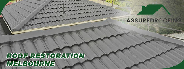 Roof Restoration Services in Melbourne