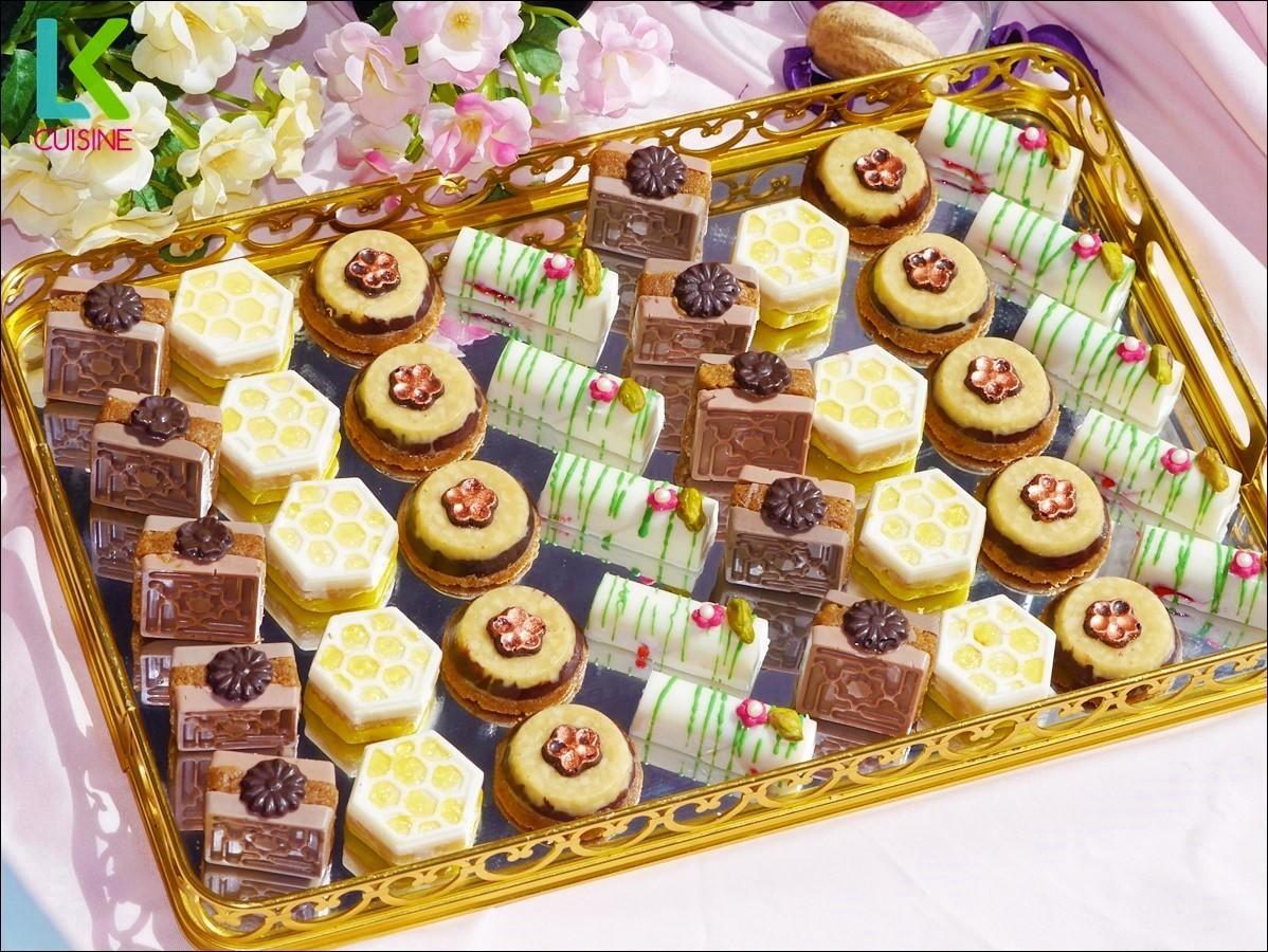 أسهل أنواع الحلويات وبخمس مكونات فقط