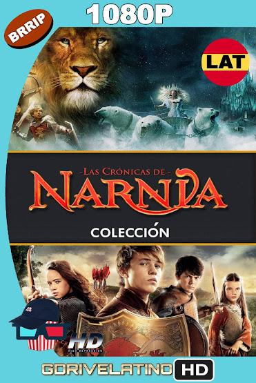 Las Crónicas de Narnia (2005-2010) Colección BRRip 1080p Latino-Ingles MKV