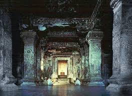 El templo fue construido de adentro hacia afuera