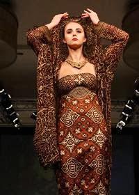 Batik Bordir Modern