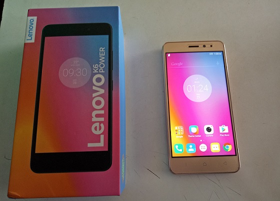 How to Go to Recovery / Fastboot Mode on Lenovo K6 Power Video Guide
