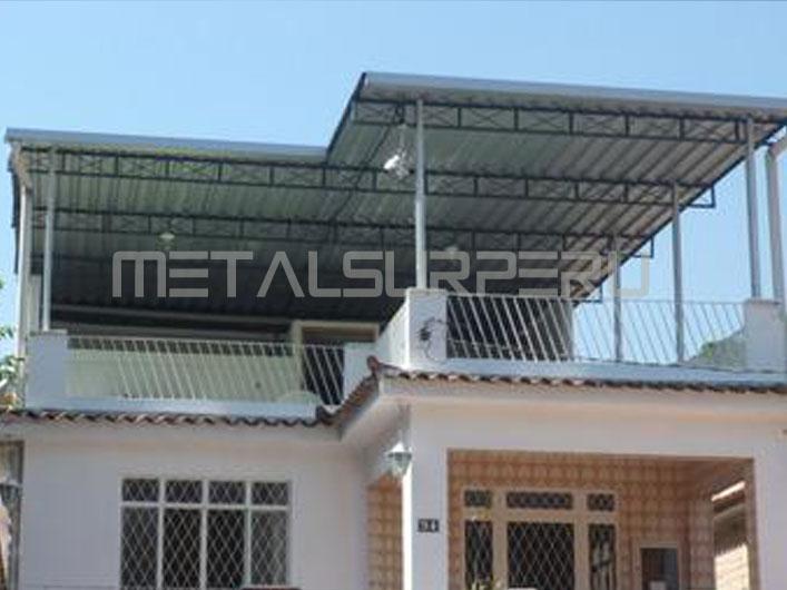 Techumbres Para Terrazas Techos De Aluminio Para Terrazas Pin De - Tejados-para-terrazas