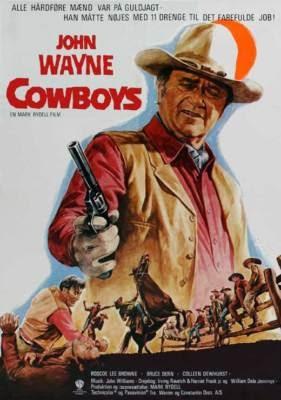 Robert Carradine The Cowboys (1970), John Wayne The Cowboys