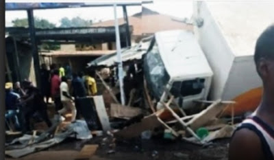 AAUA Shuts Down Indefinitely As Students Die In Accident Caused By Dangote Truck