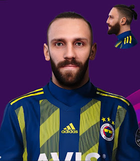 PES 2020 Faces Vedat Muriqi by EmreT