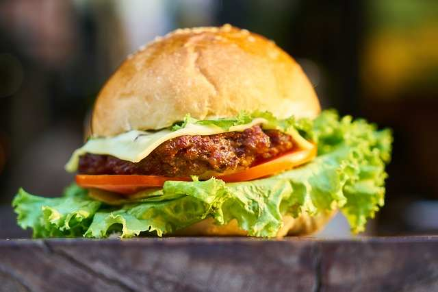 The best veggie burger recipe with pickled carrot slaw