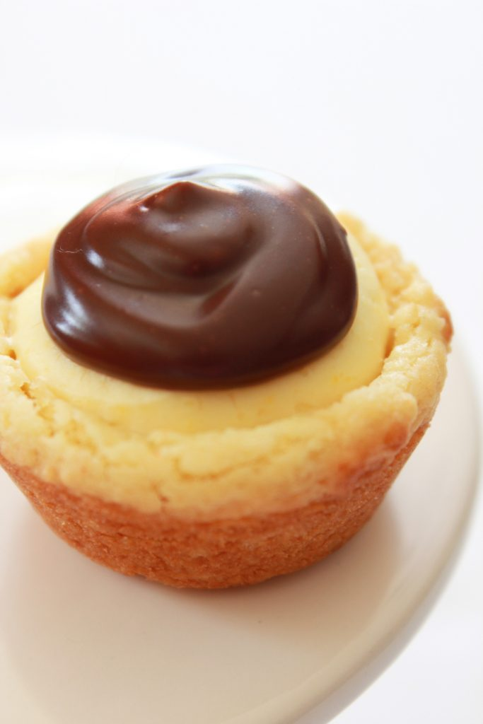 Easy Boston Cream Pie Cookie Bites Recipe