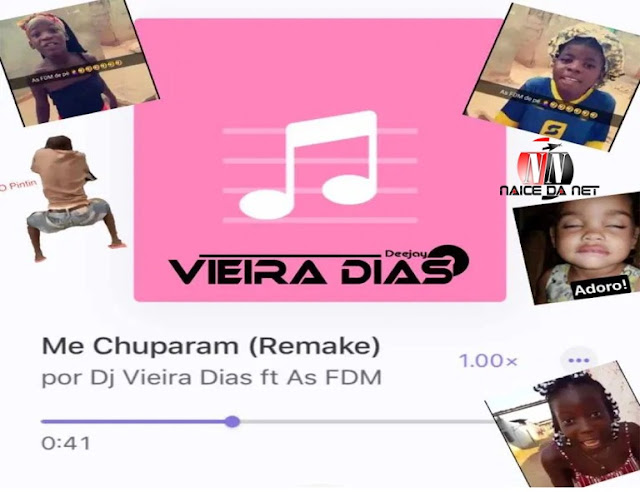 As FDM ft Dj Vieira Dias - Me Chuparam Download_Mp3
