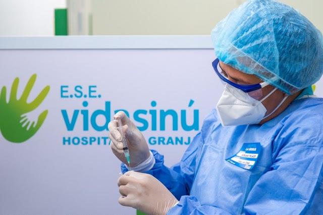 Inició la vacunación contra el Covid-19 en Colombia