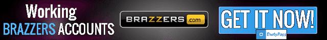 Free Brazzers Working Premium Accounts & Passwords 2020