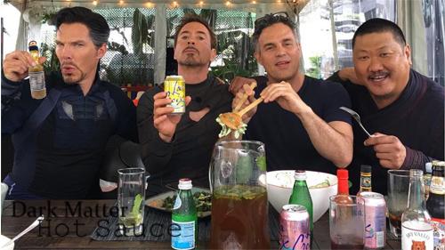 Robert Downey Jr Benedict Cumberbatch Mark Ruffalo Benedict Wong