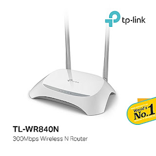 router wireless tp-link tl-wr840n 300mbps