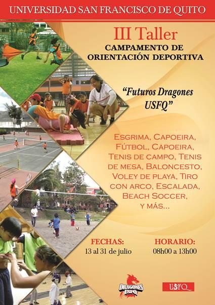 La Universidad San Francisco de Quito te invita al III ...