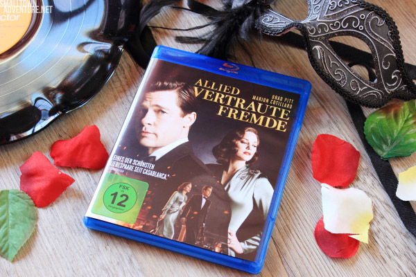 Allied: Vertraute Fremde Rezension, Allied, Allied Rezension, Allied Brad Pitt, Allied Fashion, Filmrezension, Filmblogger, Filmempfehlung, Filmabend