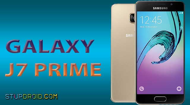 How to Install twrp Recovery and Root Galaxy J7 Prime