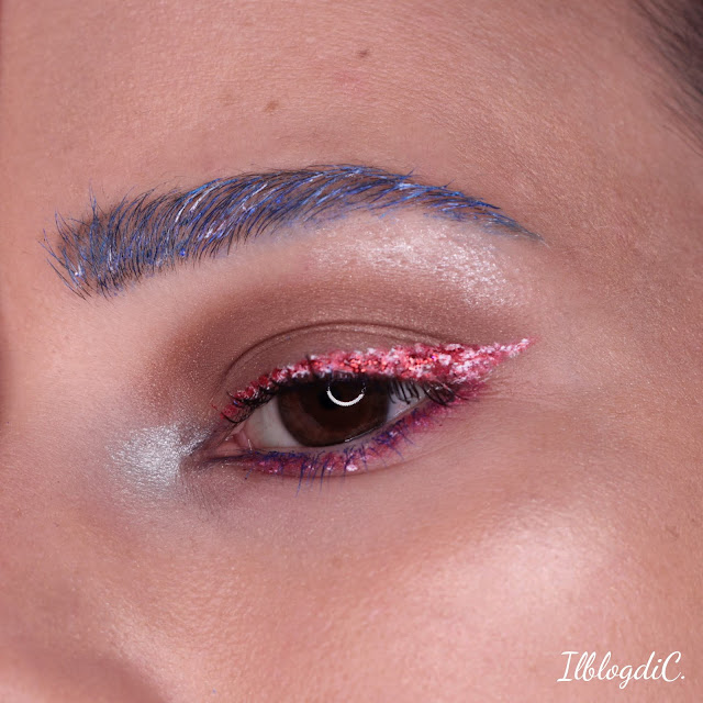 Makeup Vogue Italia Luglio/Agosto