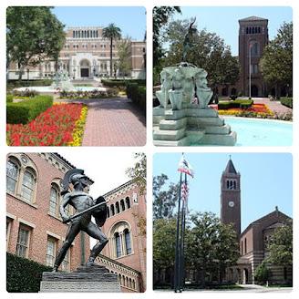 南カリフォルニア大学(wikipediaより)