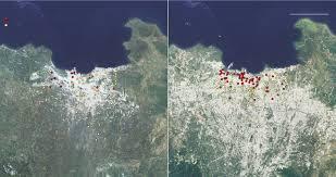 Jakarta is Sinking so fast