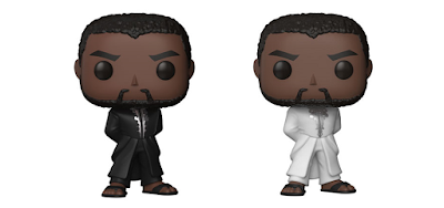 Black Panther Movie King T'Challa in Robes Pop! Marvel Vinyl Figures by Funko