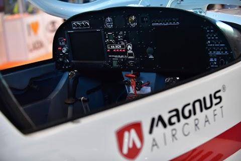 Orosz fejlesztésű repülőgépet gyárthat és értékesíthet a Magnus Aircraft leányvállalata