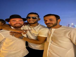فيديو  محمد رمضان في الحفل المثير للجدل الذي جمعه بمشاهير إسرائيل.. يستمع لـHava Nagila