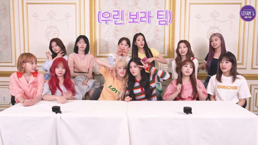 IZONE Housewarming Party Episode 01 Sub Indo