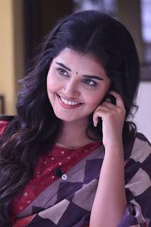 Tej I Love U heroine Anupama Parameswaran Photos1
