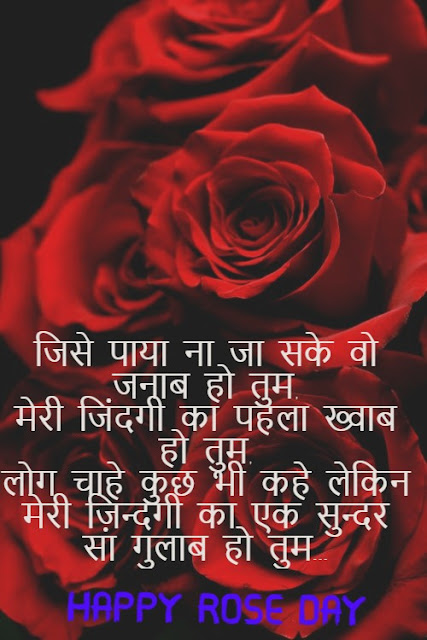 Rose Day wish