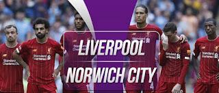مباشر مشاهدة مباراة ليفربول ونوريتش سيتي بث مباشر 9-8-2019 الدوري الانجليزي يوتيوب بدون تقطيع