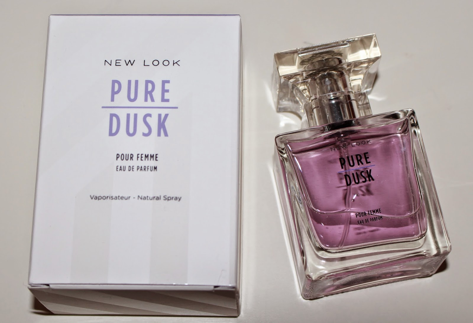 Gemeinsame LANCOME FRAGRANCE DUPE: NEW LOOK PURE DUSK | Sarah's Style Statement #SR_83